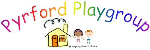 Pyrford Playgroup